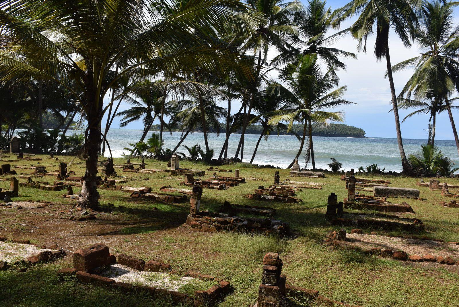 Guyane - Les Iles du Salut - Le bagne de Saint-Joseph - Photos Lankaart (c)