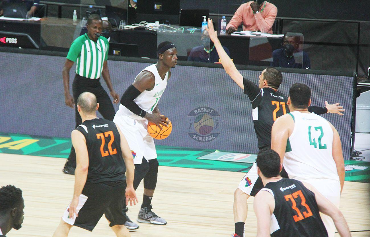 Basketball Africa League : l'As Douanes s'offre le GS Pétroliers