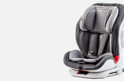 Présentation du siège auto Kinderkraft Oneto 3