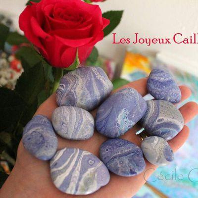 Joyeux Cailloux - Série 1
