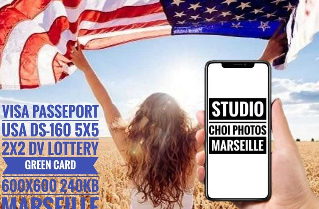Studio Choi Photos | Le Spécialiste de la photo DV Lottery ou Loterie pour la Green Card américaine