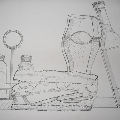Desin pub, Brasserie