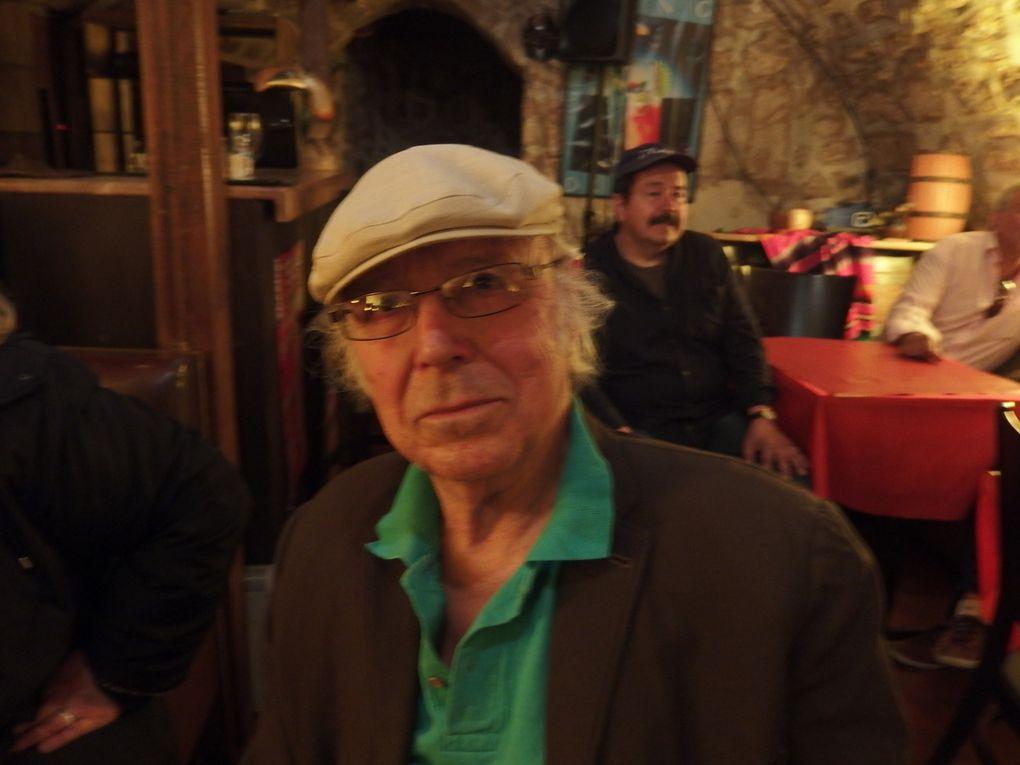 Omar Órtiz y los vericuetos por el barrio Latino en París