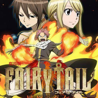 Gekijōban Fairy Tail Hōō no Miko (Fairy Tail, le film : La Prêtresse du Phœnix)