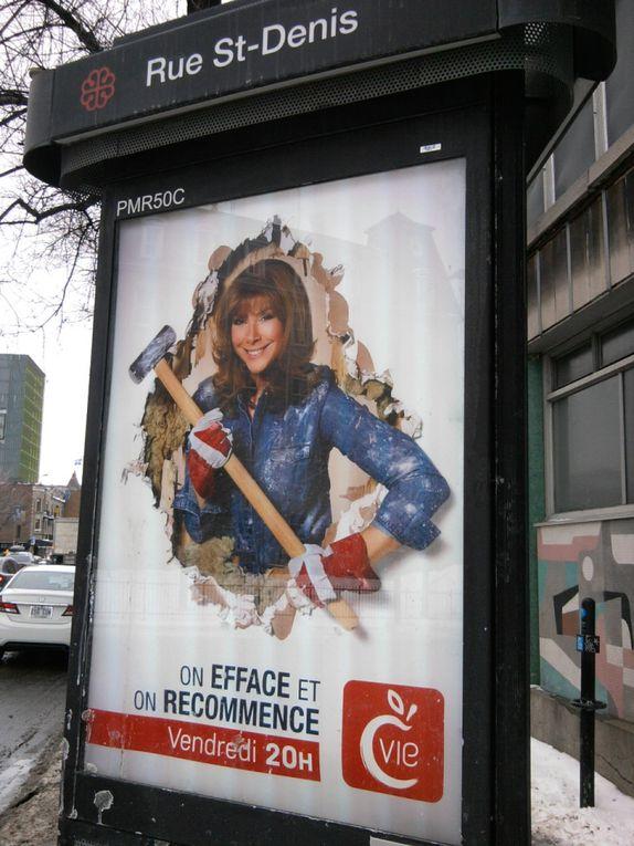 Les publicités en 2014
