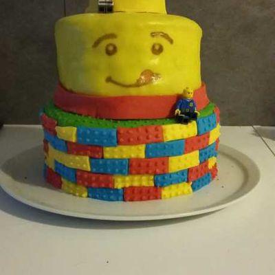Gâteau d anniversaire pour mon neveu