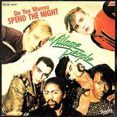 Village People - Food fight - 1981 - l'oreille cassée