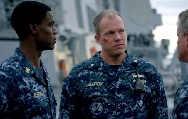 Critiques Séries : The Last Ship. Saison 1. Episode 6. Lockdown.