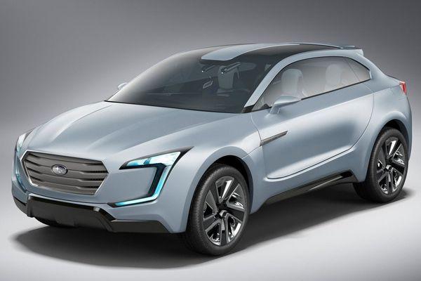 Subaru Viziv Concept - 2013