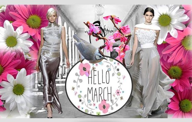 Welcome March....