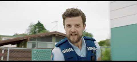 Spot de recrutement de la police en Nouvelle Zélande