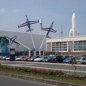 Visite au Musée de l'Air et de l'Espace - frico-racing-passion moto