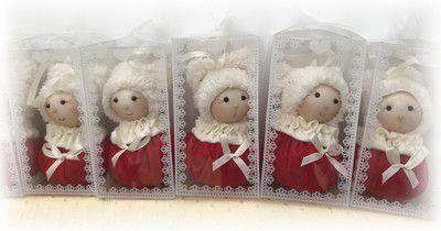 Surprise : mes petits Choux de Noël !