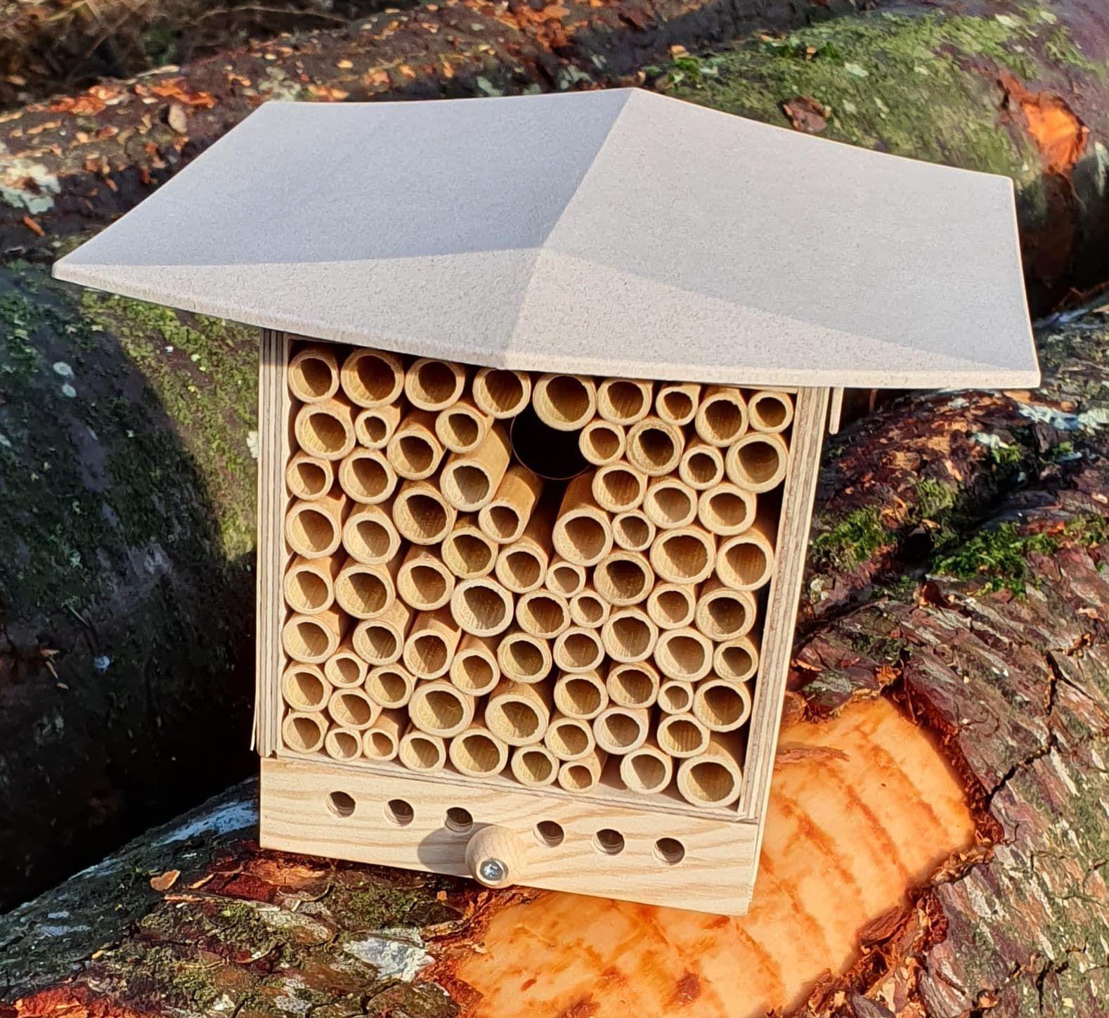 Proposer du cocooning pour les abeilles avec BeeHOome