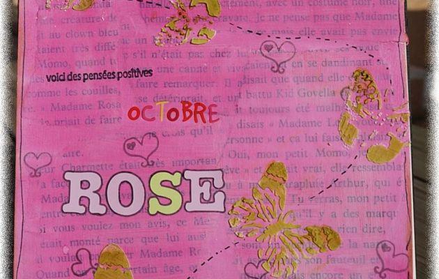 [ POSITIV JOURNAL ] semaine 41 Octobre Rose