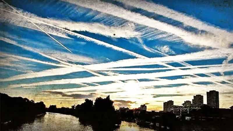 L'ONU envisage de pulvériser des chemtrails dans l'atmosphère terrestre pour réduire les températures mondiales