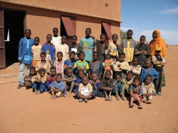 Deuxième école de E.O.T. Photos Pellet Jean-Marc