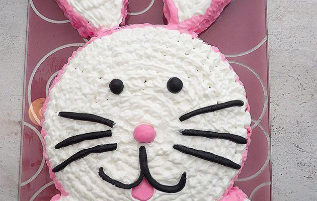 Recette: Gâteau Lapin
