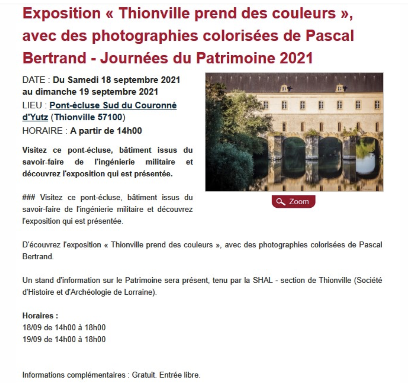 """Tiré du site """"Thionville en photos et vidéos"""""""