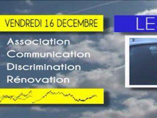 Journal du vendredi 16 décembre Télé Gohelle