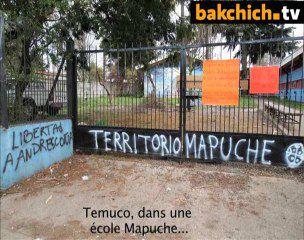 Video à voir absolument : La lutte Mapuche (avec images de la Manifestation parisienne, du 29 Septembre, de soutien aux PPM)