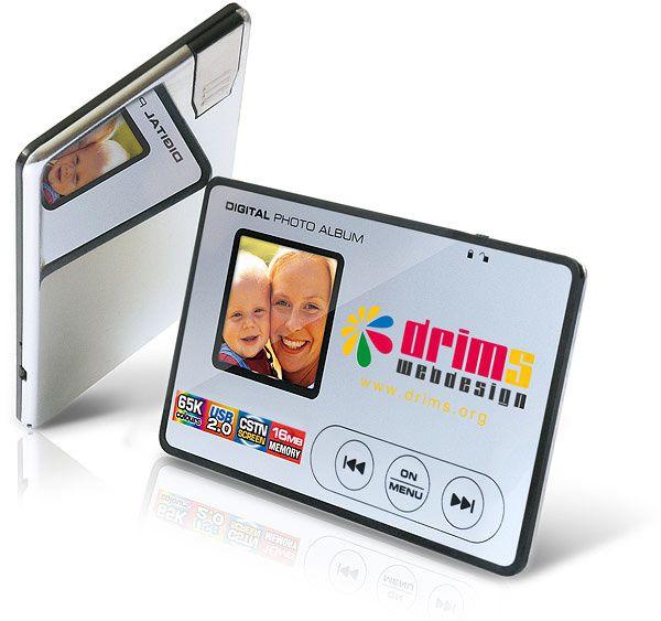 Clés USB personnalisables à volonté avec écran