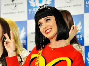 People: Katy Perry dejantée au Japon ! (photo)