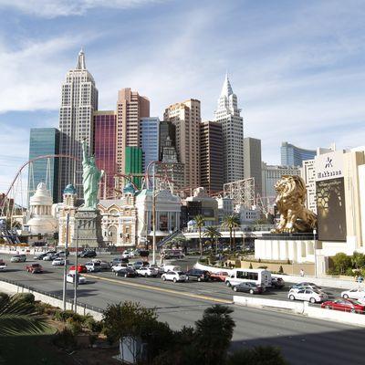 Las Vegas - What happens in Vegas...