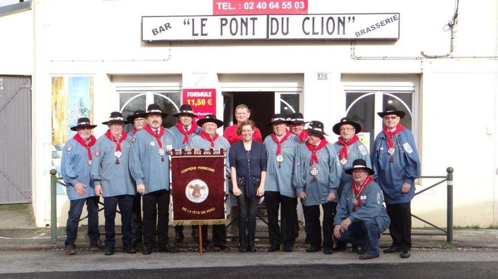 Test Vitellus Le Pont Du Clion. Samedi 1er février 2020.