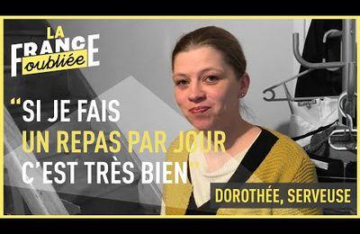 La FRANCE OUBLIÉE - Dorothée et son père : la dure réalité des TRAVAILLEURS PAUVRES