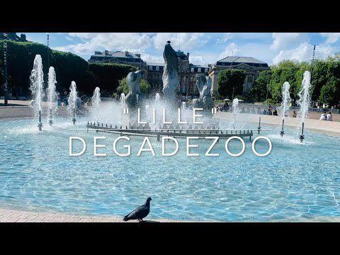 """ LILLE "" - DEGADEZOO  (Photos & Montage - CLAIRE OBSCURE)"