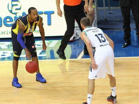 Le Fenerbahçe Ulker se sépare de JR Bremer