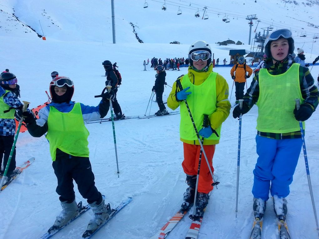 Séjour ski : Neige et soleil