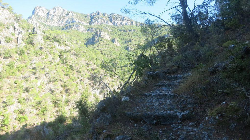 11 septembre étape 16 de Gilette à Nice 41 km