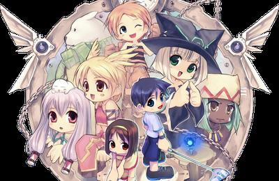Pangya - Personnages - Fiction - Mangas - Render-Tube - Gratuit