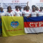 CONFERENCE ATELIER DES FEMMES TRAVAILLEUSES CTP 17 MARS 2018, LUBUMBASHI -RD CONGO