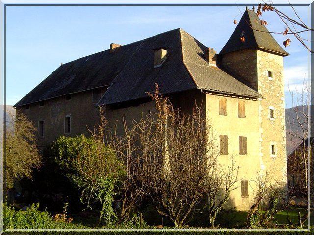 Diaporama des 2 châteaux à Mercury Gemilly