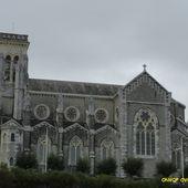 Eglise Sainte Eugénie , Biarritz ( Pyrénées-Atlantiques 64 ) AA - ONVQF.over-blog.com