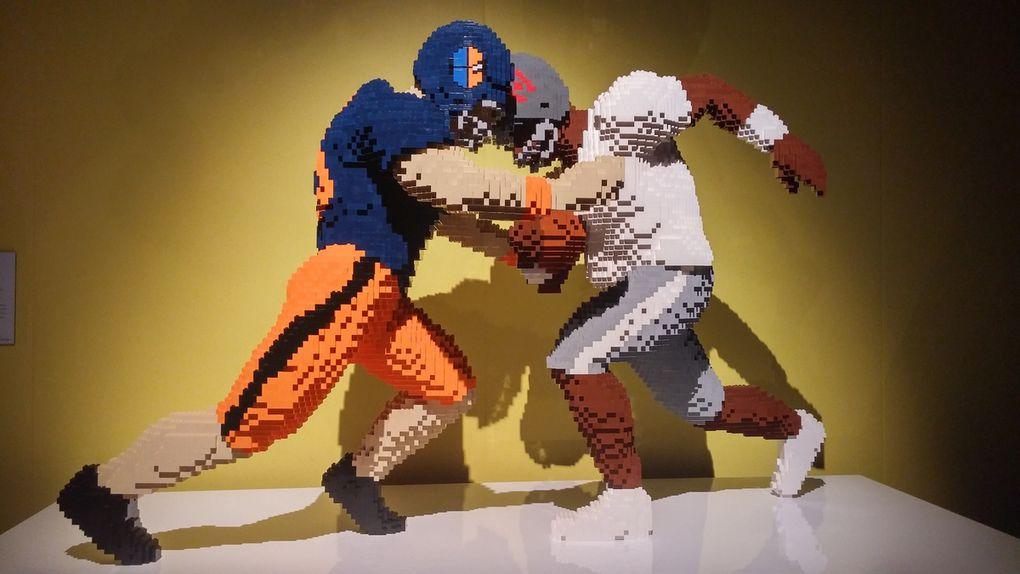 33 - Exposition Lego DC comics