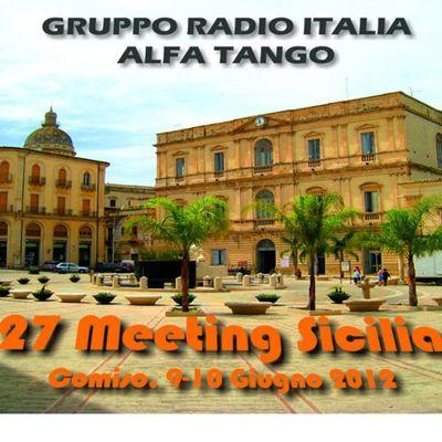 XXVII° Meeting Sicilia di Comiso (RG) del 09/10 giugno 2012
