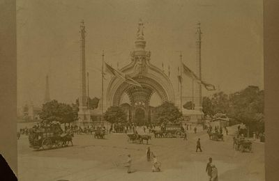 Paris d'Hier - Exposition Universelle Paris 1900.