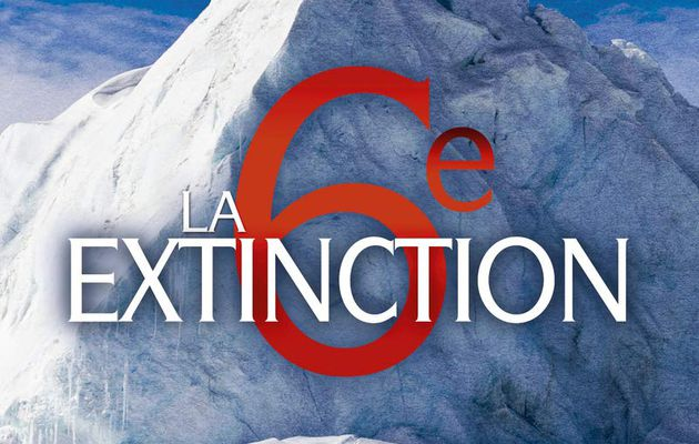 La 6ème extinction, de James Rollins