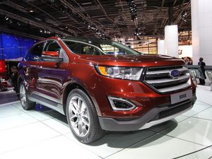 Le Ford Edge arrive en Europe!