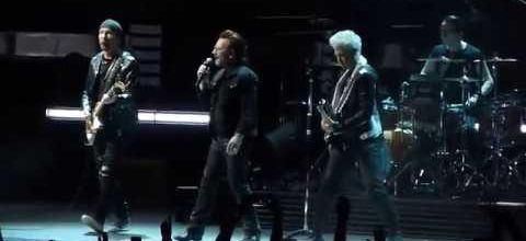 U2 -Experience + Innocence Tour -25/06/2018 -New York City -Etats-Unis -Madison Square Garden