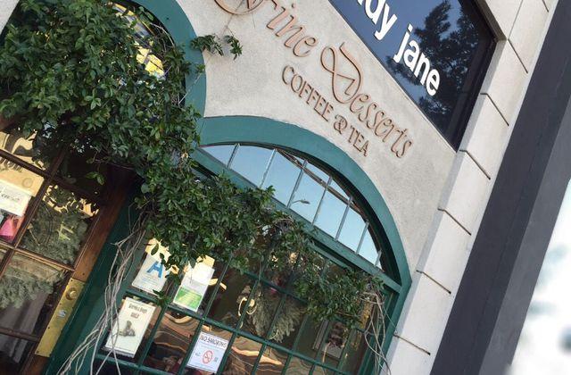 Excellente Patisserie et salon de thé à Los Angeles / où faire son tea time à Los Angeles