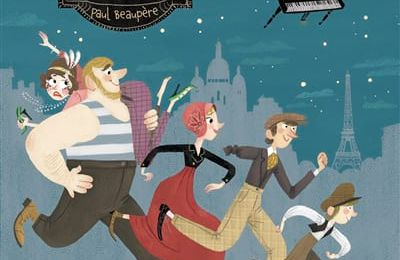 LE CLUB DES VOLEURS DE PIANOS - TOME 1 - UN PIANO PAR LA FENÊTRE / Paul BEAUPERE - Fleurus