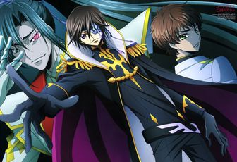 CODE GEASS 3 – AKITO THE EXILED