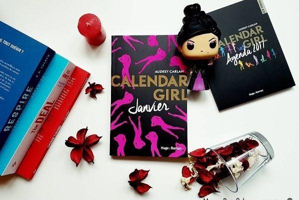 Calendar Girl, saison 1 : janvier - Audrey Carlan