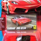 FERRARI 365 GTS/4 HOT WHEELS 1/64. - car-collector.net: collection voitures miniatures