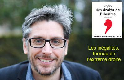 Conférence : Les inégalités, terreau de l'extrême droite